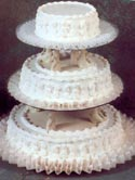 Specialty wedding cakes in Vancouver WA