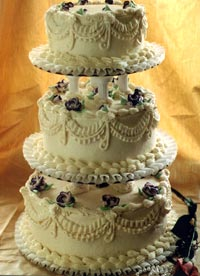 Wedding cake bakeries