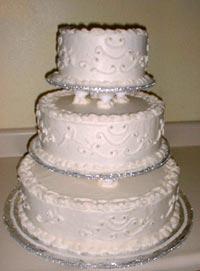 Wedding Cakes Vancouver Wa Larson S Bakery Vancouver Washington